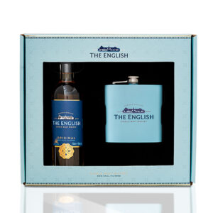 Gift Pack - The English & Hipflask