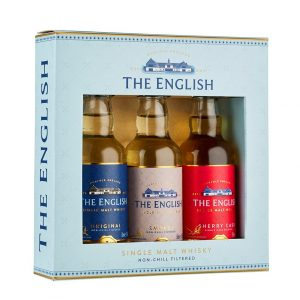 The English - Miniature Pack Miniature pack of English Whiskies