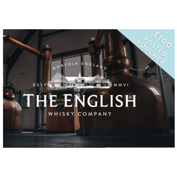 English Whisky Posted Voucher